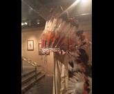 Iron Tail's war bonnet