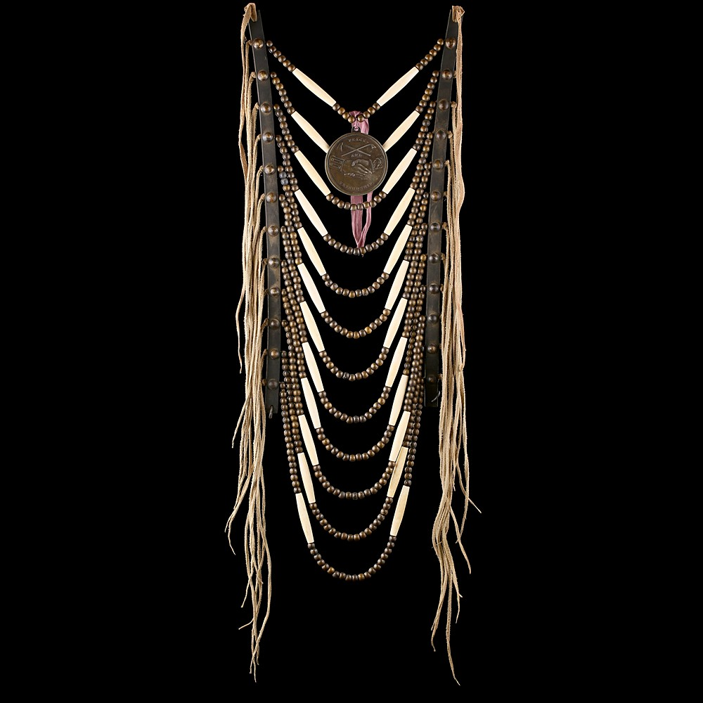 [*longtitle:ifempty=`Assiniboine Loop Necklace